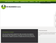 Tablet Preview of hr-ingenieros.net